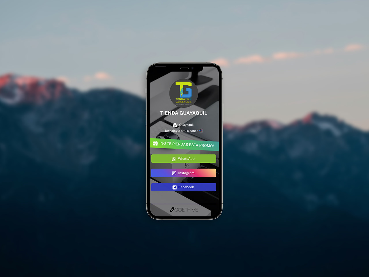 iPhone 12 Pro Mockup by Anthony Boyd Graphics